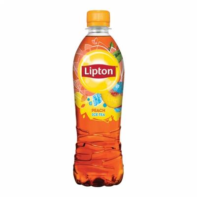 Poză Lipton Piersici 0.5 l