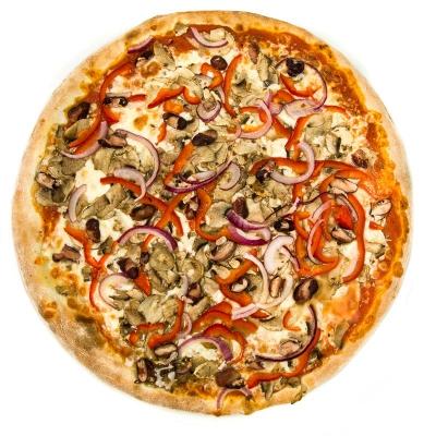 Poză Pizza Bavarese