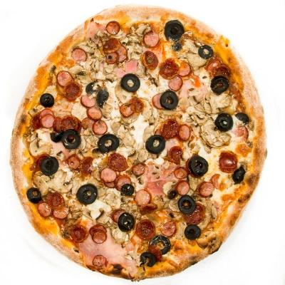 Poză Pizza Capricciosa