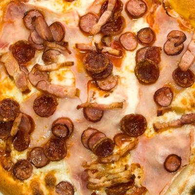 Poză Pizza Carnivora