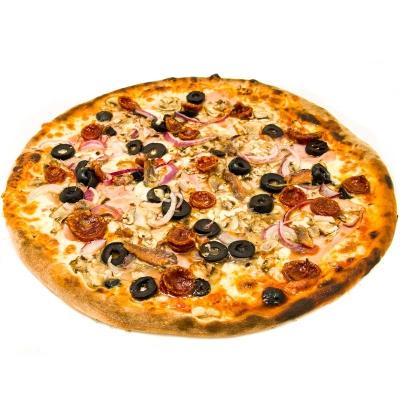 Poză Pizza Incasinata