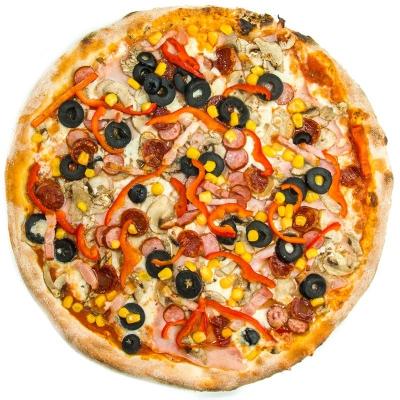 Poză Pizza Pazza