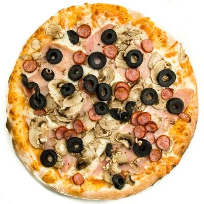 Poză Pizza Quattro Stagioni
