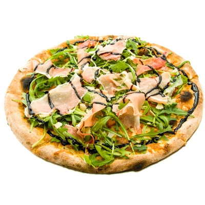 Poză Pizza Rucola Crudo