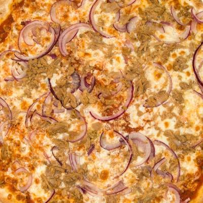 Poză Pizza Tonno Cipolla