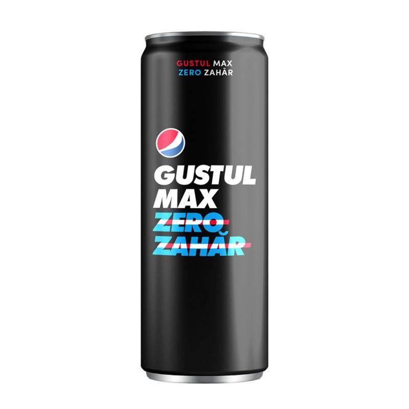 Poză Pepsi Max 0.33 l