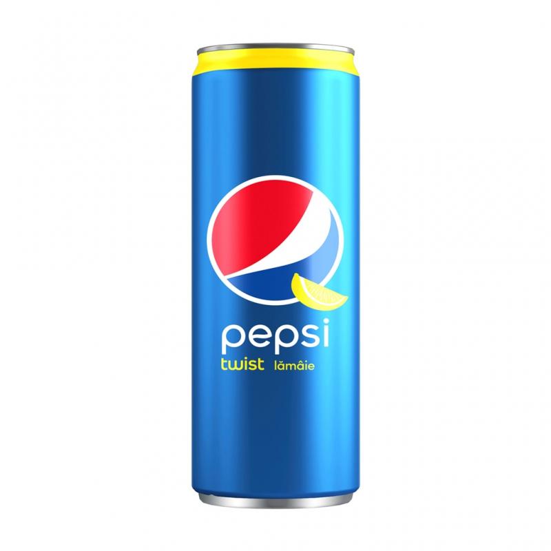 Poză Pepsi Twist 0.33 l