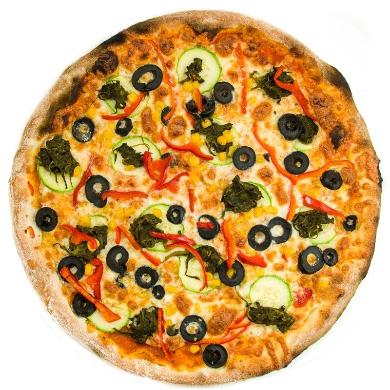Poză Pizza Vegetariana